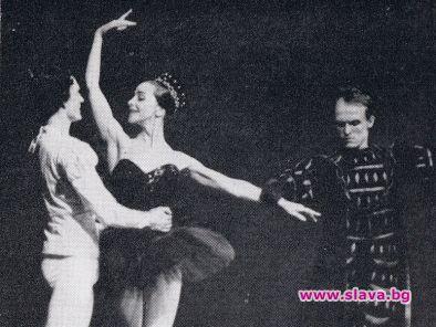 Гледаме изпълнения на Баришников на Танц Филм Фест