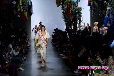 Седмица на модата Ню Йорк: Политиката в модата