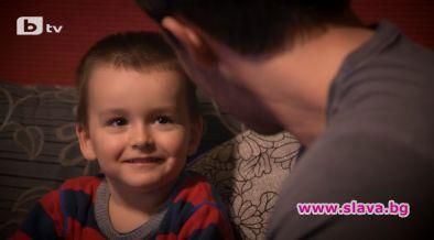 Силата на бащината обич ще развълнува зрителите на Истински истории по bTV