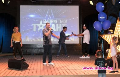 България търси талант даде старт на впечатляващите спектакли