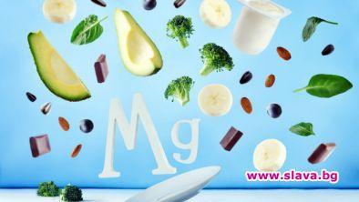 Магнезий - минерал за здравето на ума и тялото