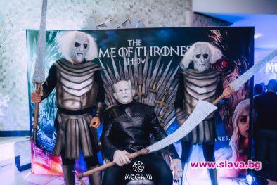 Героите от Game of Thrones дадоха старта на новия парти сезон в Megami Club – Hotel Marinela