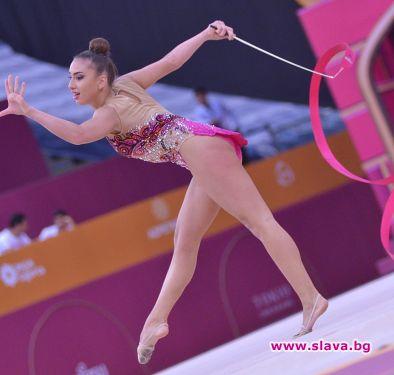 Катрин Тасева спечели олимпийска квота за България