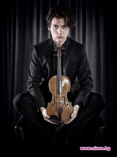 Елин Колев: Моята цигулка носи велика енергия