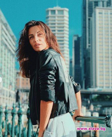 Диляна Попова в Австралия за ЧРД
