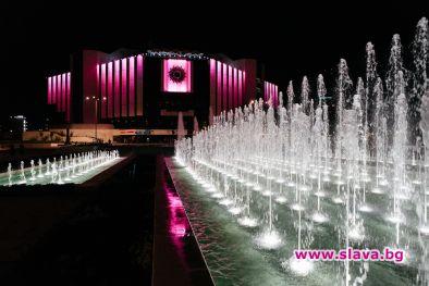 На 1-ви октомври НДК ще бъде осветена в розово
