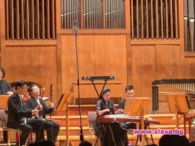 Камерният Оркестър на Забранения град завладя публиката