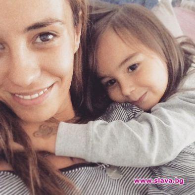 Радина Кърджилова към сина си: Не може да си толкова сладък