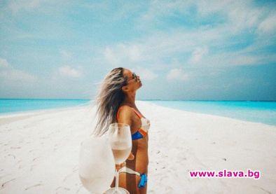 Снахата на Халваджиян пак е на Малдивите
