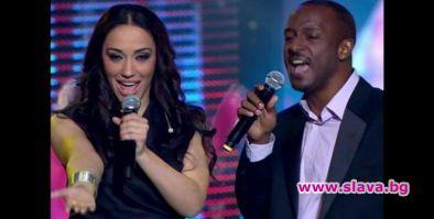 Кийт Томпсън пее с Мария Илиева в НДК