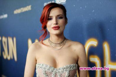 Бела Торн спечели награда за порно филм