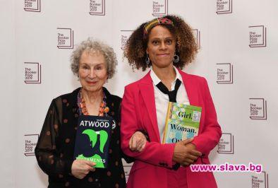 Две дами делят 50 000 паунда за наградата Букър