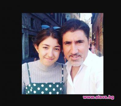 Башар Рахал: Критичен баща съм, рядко хваля дъщеря си!