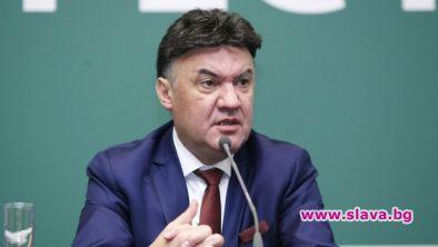 Боби Михайлов: Не се махам заради Борисов, просто търпението ми се изчерпа