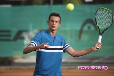 Сребро за Симеон Терзиев още при първото му участие на ITF турнир за мъже