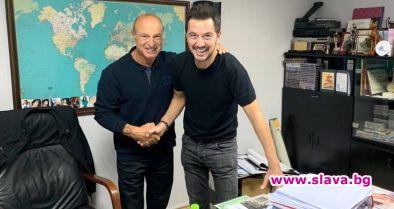 Пайнер подписа с гръцката звезда Йоргос Ясемис