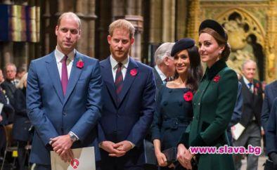 Жените изпокараха принцовете на Англия