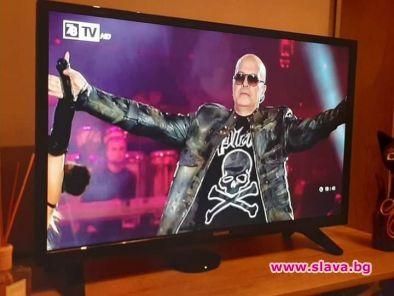 Телевизията на Слави с фалстарт, Криско е срам