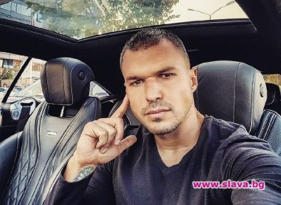 Бивша любовница хакна профила на Валери Божинов