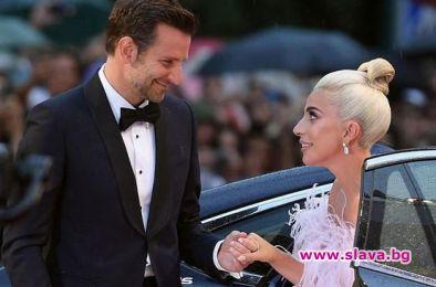 Гага говори за отношенията си с Брадли