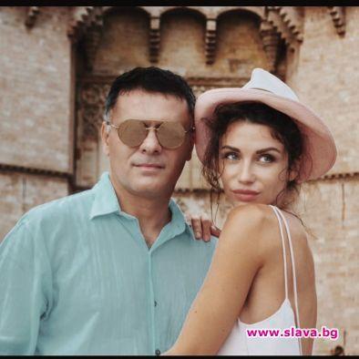 Диляна и Васко Василев заедно във Валенсия
