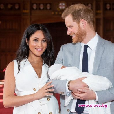 Принц Хари и Меган планират бебе №2