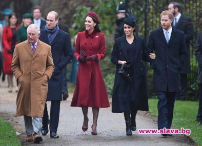 Меган и Хари обмислят Коледа в Америка, далече от кралицата