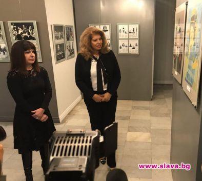40 г. Знаме на мира като арт в Сезони