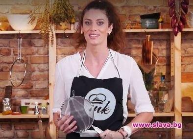 Щерката на Иво Карамански стана готвачка