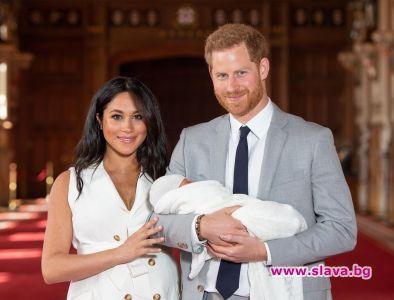Принц Хари е най-секси баща на годината