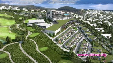 5-звезден Pullman голф комплекс до София с най-голямото спа в страната