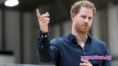 Принц Хари – сред феновете на Грета Тунберг