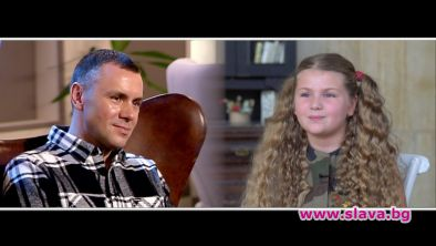 Малката дъщеря на Ицо Хазарта – Лора, разказва за връзката с бащата си