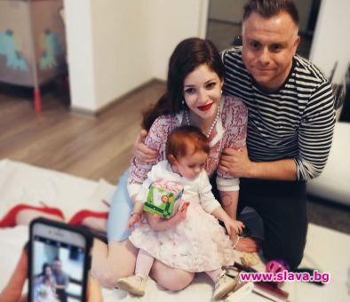 Глория Петкова направи прощъпалник на дъщеря си