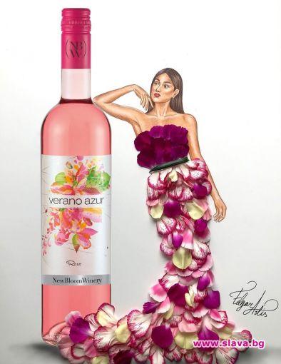 New Bloom Winery превръща Едгар Артист в посланик на българското вино по света