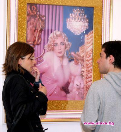 Изложба на Пиер и Жил